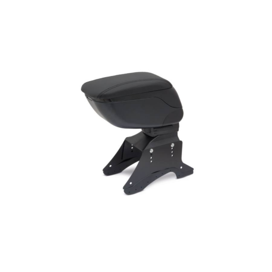 Univerzális autós könyöklő, kartámasz - fekete