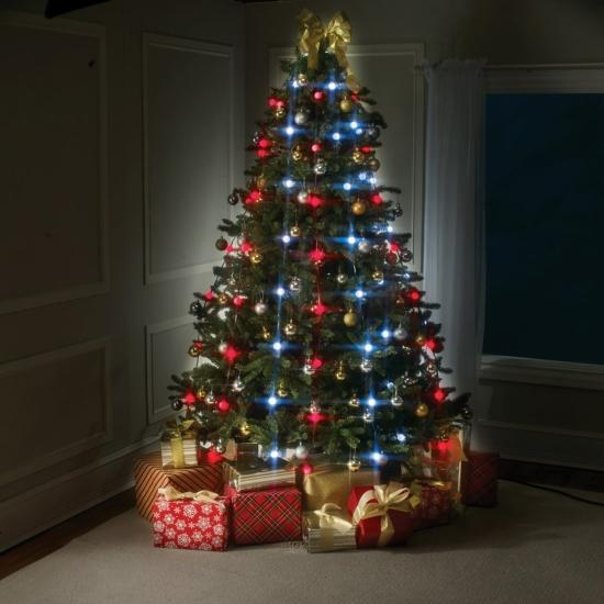 Hip-Hop karácsonyi fényfűzér