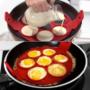 Kép 10/10 - Szilikon tojás- és palacsintasütő forma