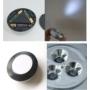Kép 12/13 - Nyomógombos mini LED lámpa 2db
