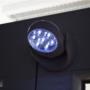 Kép 1/8 - Mozgásérzékelő lámpa, LED relflektor, fali lámpa