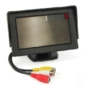 Kép 5/10 - 4.3'' Tolatókamera monitor
