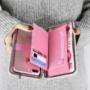 Kép 2/3 - Női pénztárca, borítéktáska Harmatos narancs
